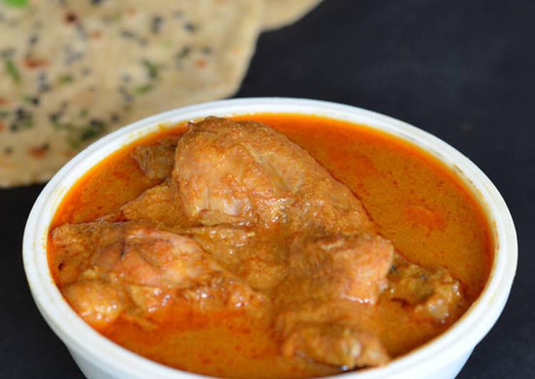 Grandmother's Dinner Ideas Award Winning Spicy Chicken Curry