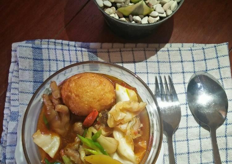 Resep Tongseng Ceker Telur Tanpa Santan Oleh Dapo Er Khalifah Manage By Ernawati Darta Cookpad