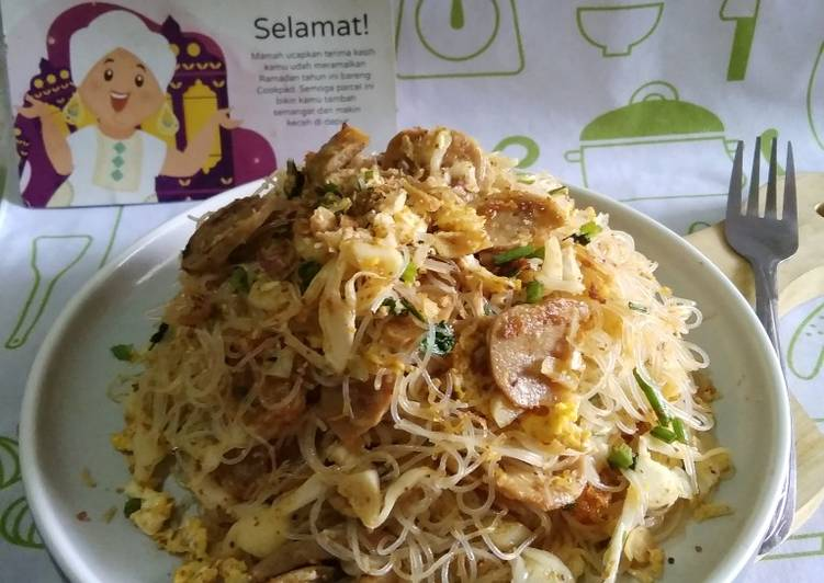 Bihun Goreng Chili Oil ?️