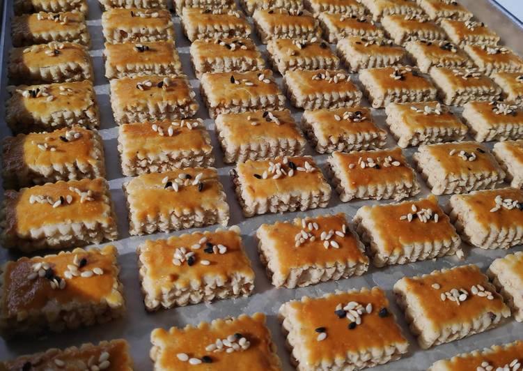 Cara Termudah Untuk Membuat Sempurna Kue Kacang Jadoel