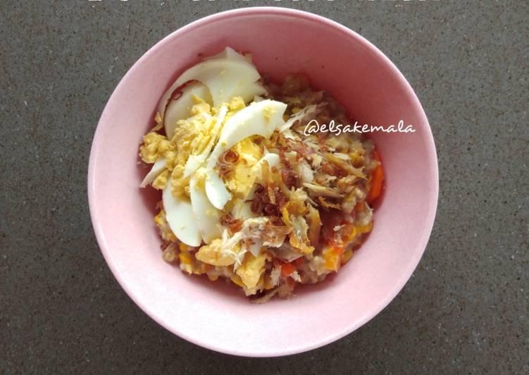 Buryam Oatmeal (Bubur Ayam)