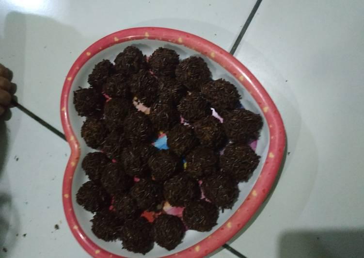 Bola-bola Coklat Regal ala BunPi