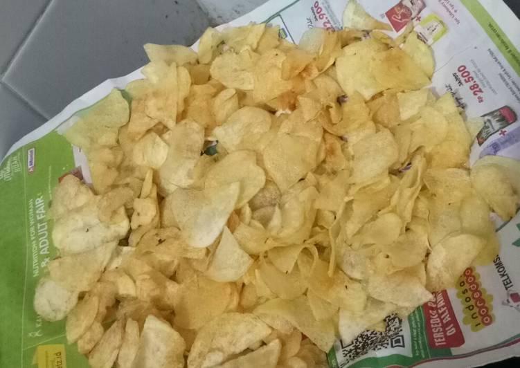 Kentang Goreng Crispy