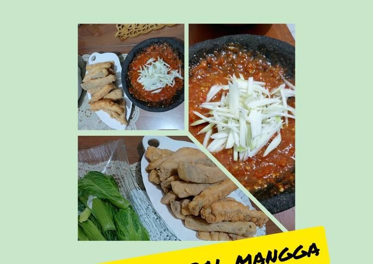 Gurame sambal mangga