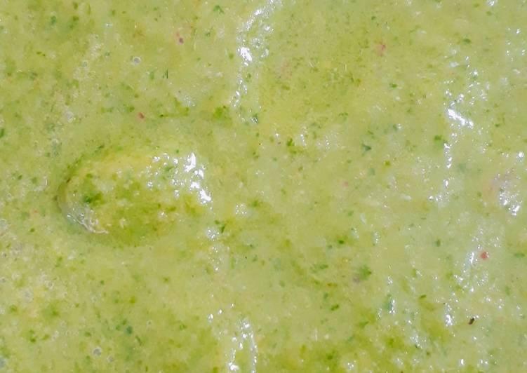 Coriander Mint Chutney
