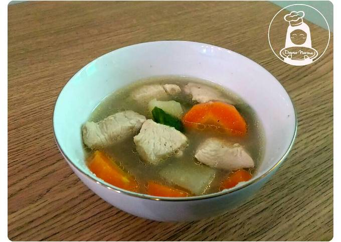 Bagaimana Membuat Sop Ayam Sederhana yang Menggugah Selera
