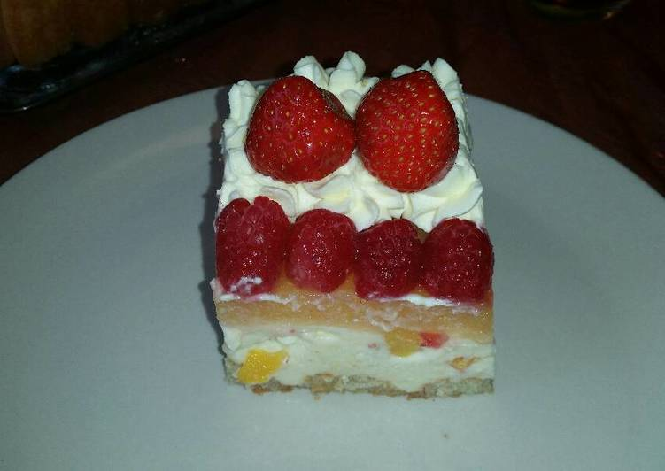 Recipe of Homemade Light fruit cake