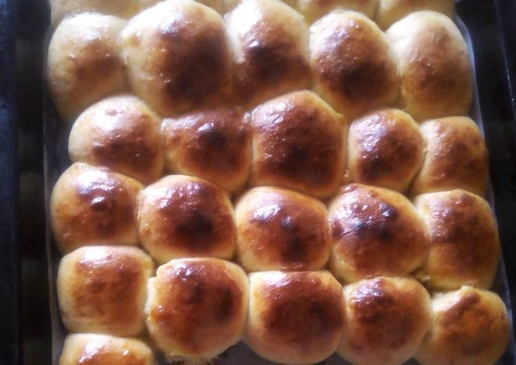 Step-by-Step Guide to Make Super Quick Homemade Butter buns