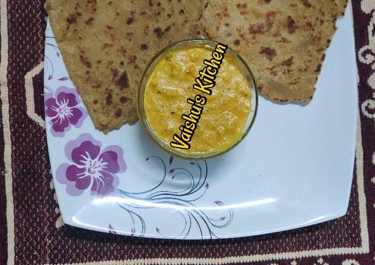 Easiest Way to Kaju curry