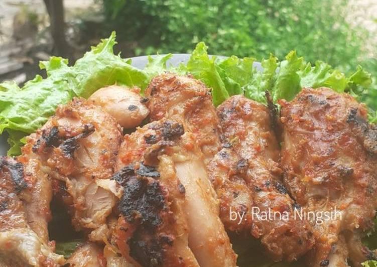Cara Gampang Memasak Ayam Bakar Bumbu Padang Yang Lezat