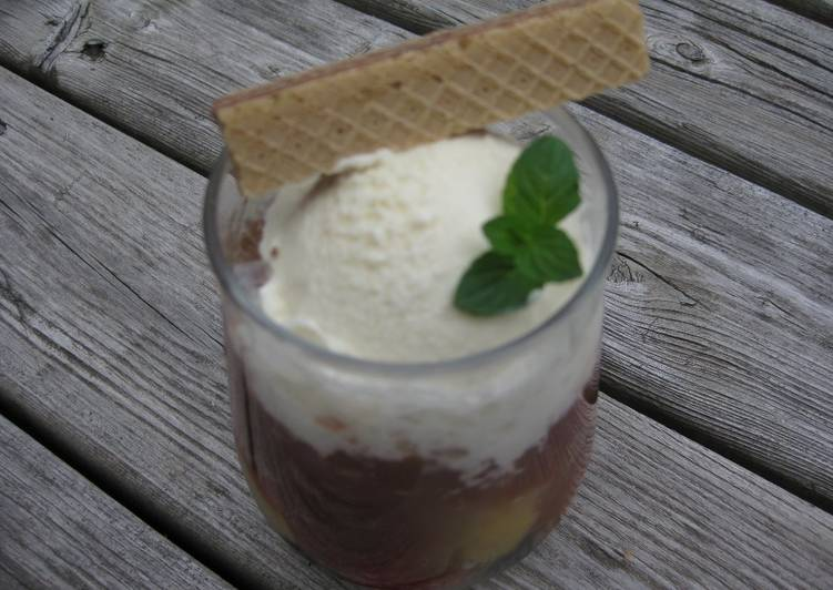 Black Tea Cocktail