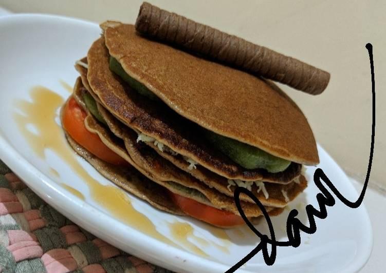 Pancake Milo