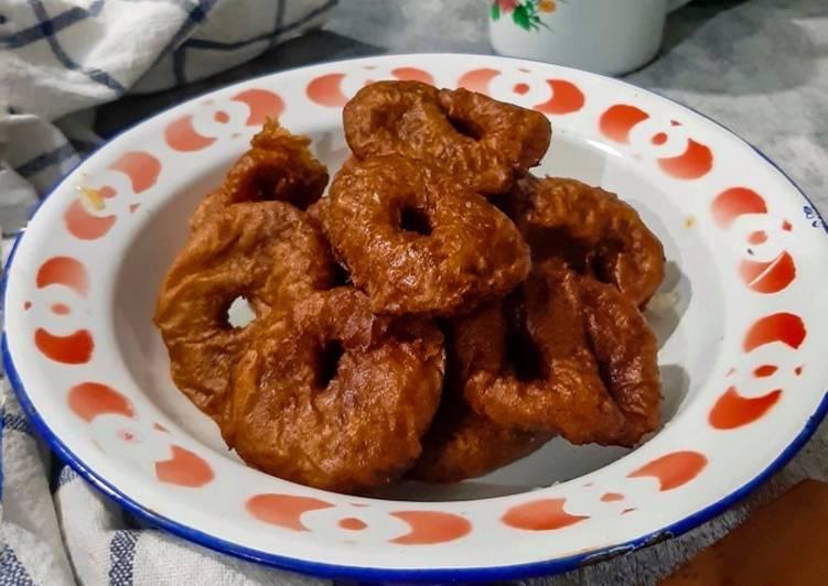 Kue cincin gula merah - ganmen-kokoku.com