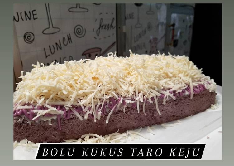 Bolu taro - cookandrecipe.com