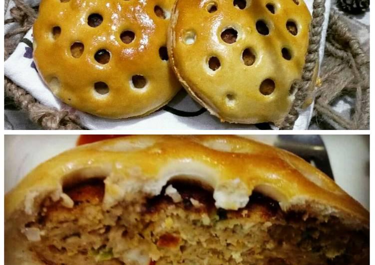 Unique burgers | stuffed buns | eid special
