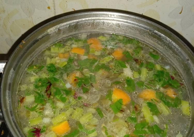 Sup Ayam Sederhana