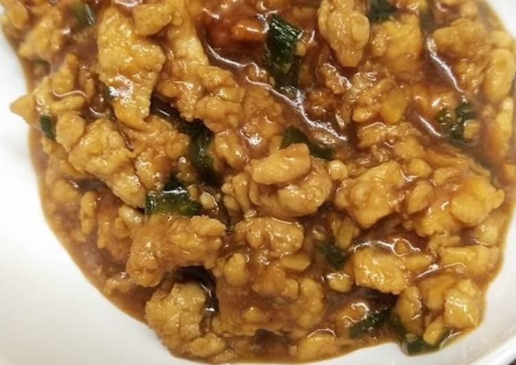 Resep Ayam Kecap Manis (isian bakpao) Paling dicari