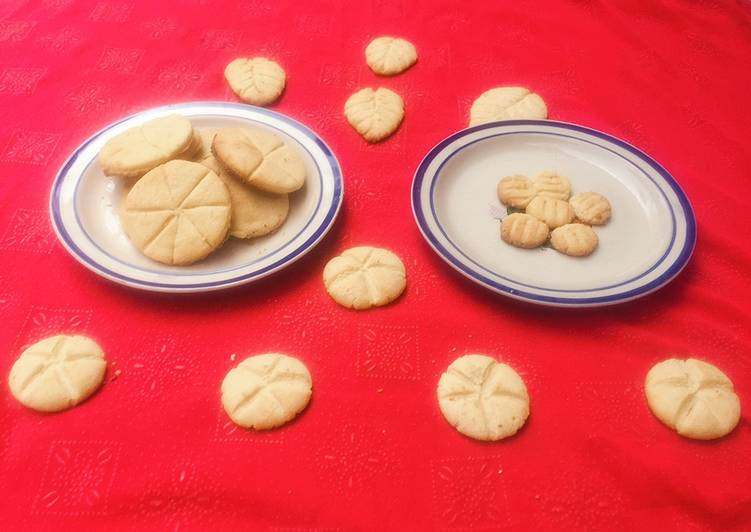 Easiest Way to Prepare Speedy Butter cookies
