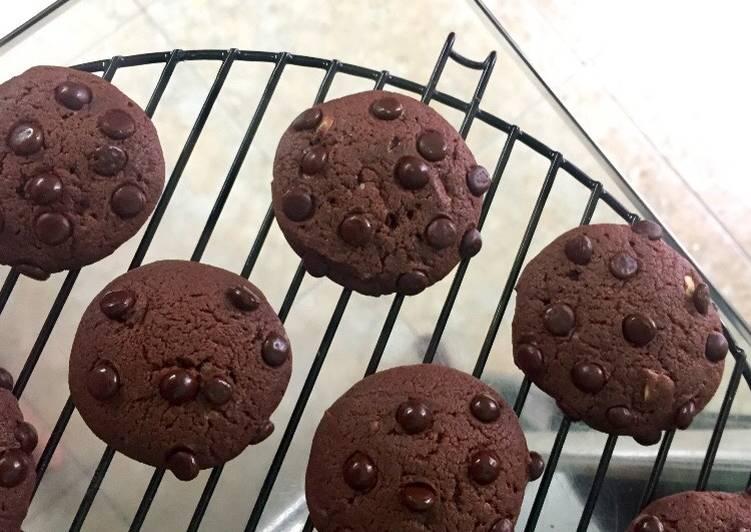 Resep Chocochip Cookies Milo Renyah Pt.2 / Kue Kering Lebaran / Kue Ke yang Menggugah Selera