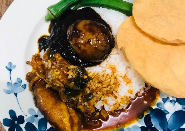 Telur Pindang Kuah Hitam Manis - velavinkabakery.com