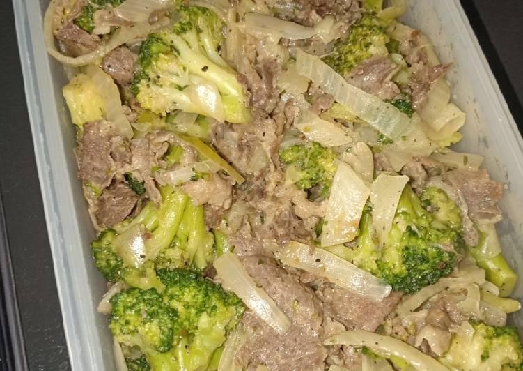 Beef Brokoli Diet