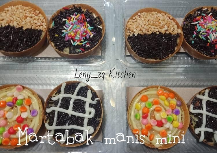 Martabak Manis Mini