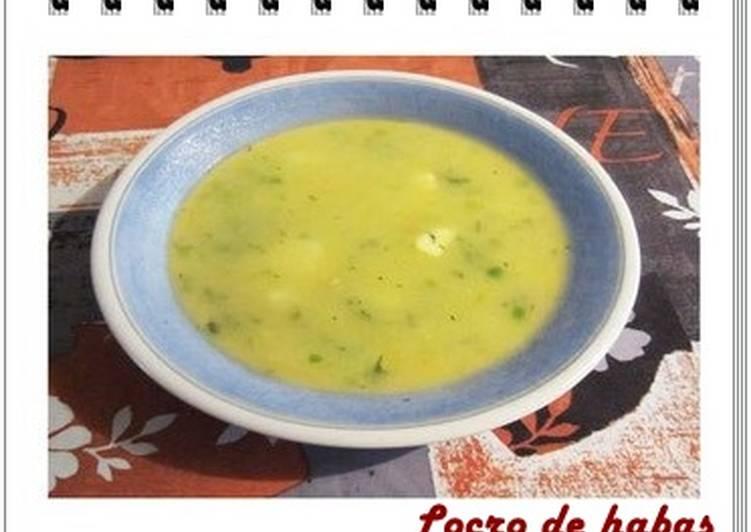Locro De Habas Receta De Vepi73 Cookpad