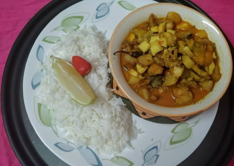 What is Dinner Easy Love Shole fish curry