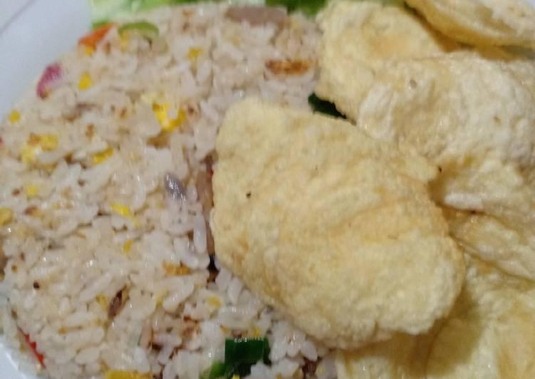 Nasi goreng Bakso