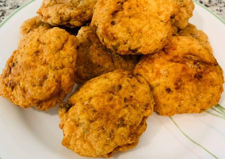 cách làm món chicken nuggets phiên bản của bếp nhỏ xinh