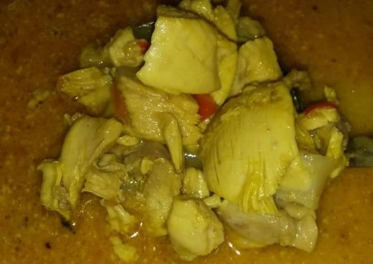 Gulai Ayam Empuk