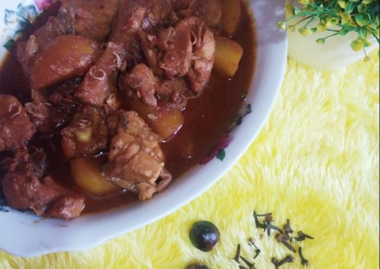 Semur Ayam resep warisan mertua