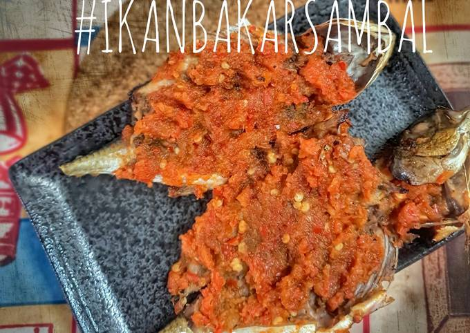 Resep Ikan Bakar Sambal, Lezat Sekali