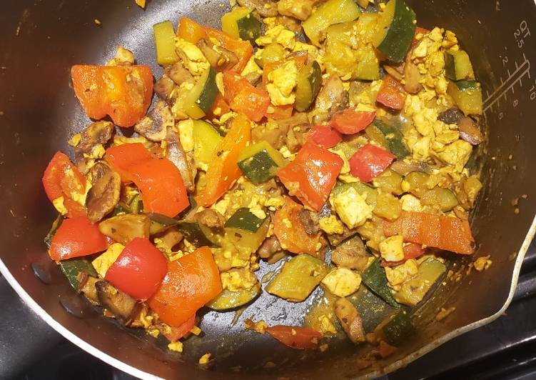 How to Prepare Top-Rated Vegan curry