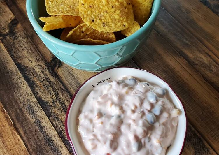 Recipe of Any-night-of-the-week Mexi Dip