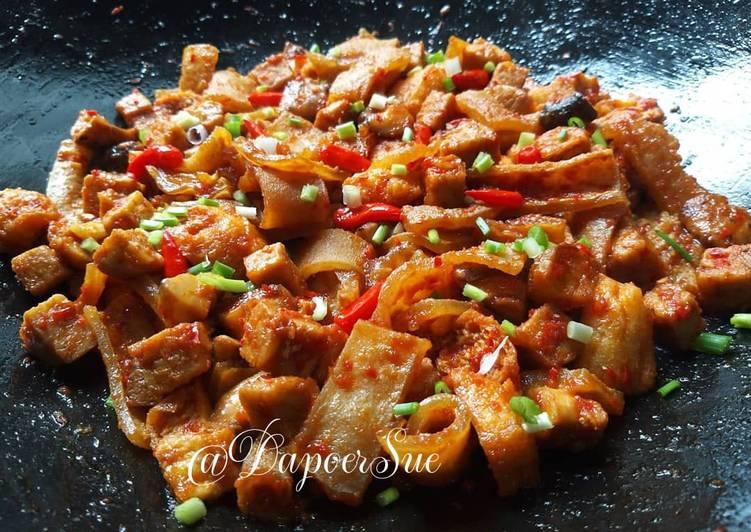 Resep Balado Cecek Pedas Oleh Sue Prapty Cookpad