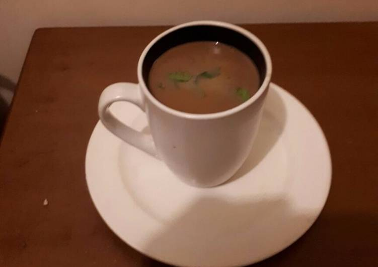 Thubu-bone soup, Choosing Fast Food That's Very good For You