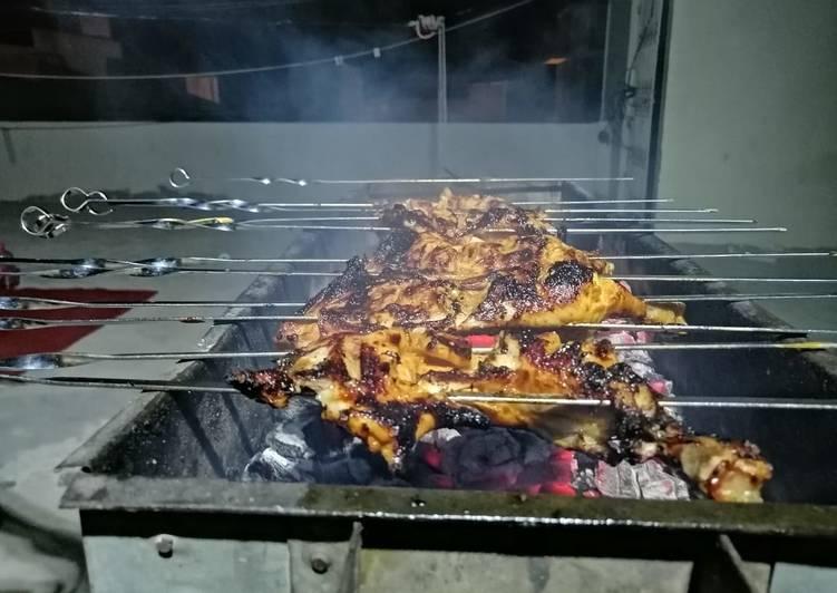 Chicken Tandoori(Drumsticks)