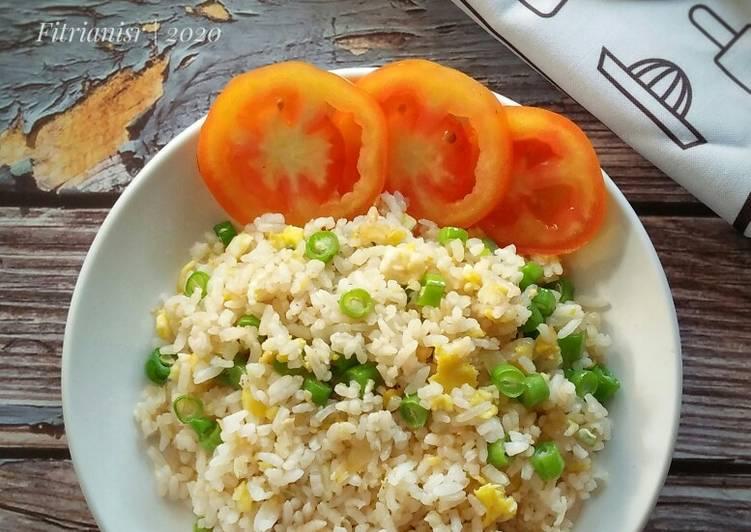Nasi Goreng Buncis Telur