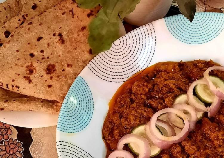15 Minute Step-by-Step Guide to Make Diet Perfect Smokey Beef Qeema karhae