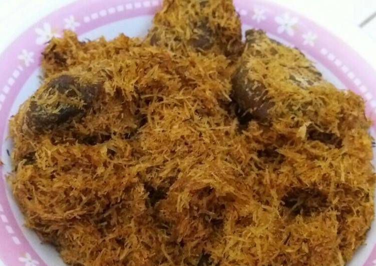 Resep Serundeng Kelapa Dan Daging Sapi Kitaberbagi Oleh Happy Tummy Cookpad