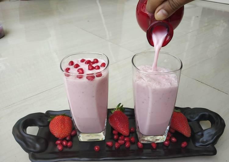 Fruity Milkshake