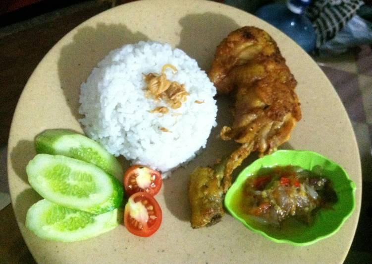 Ayam Goreng Sambel Bawang