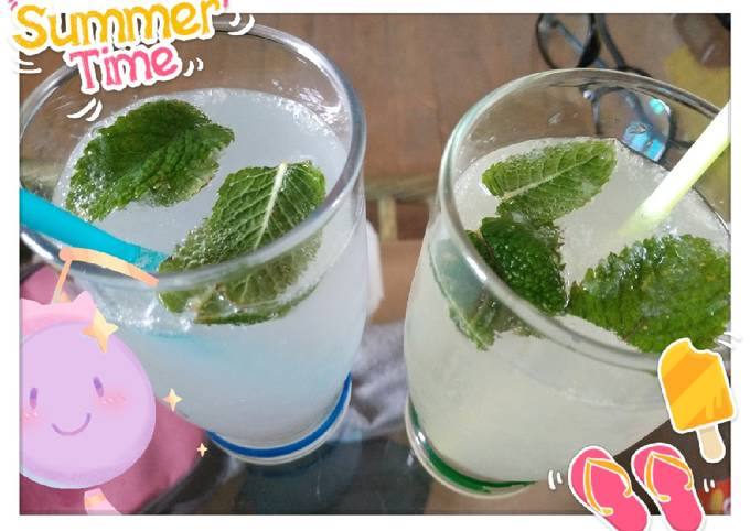 Sprite/ Seven Up Lemonade Mint