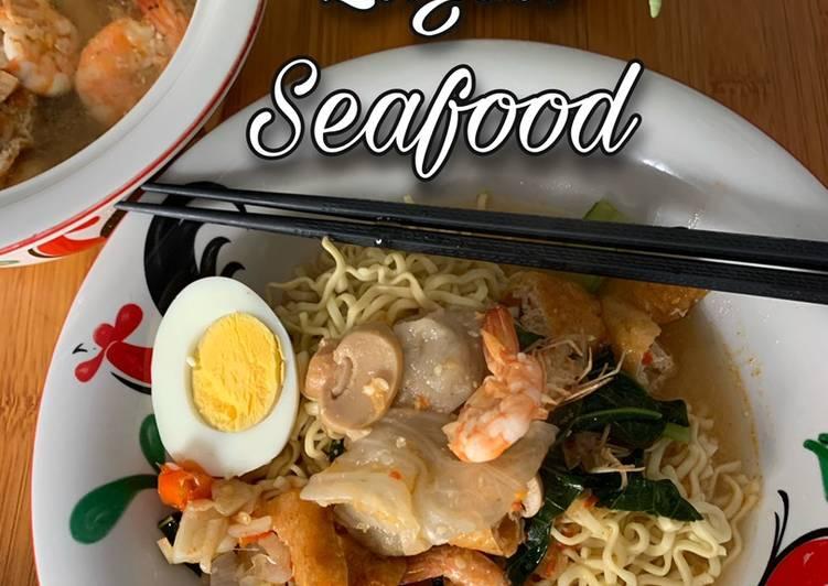 Lagsa Seafood - Mie 🍝