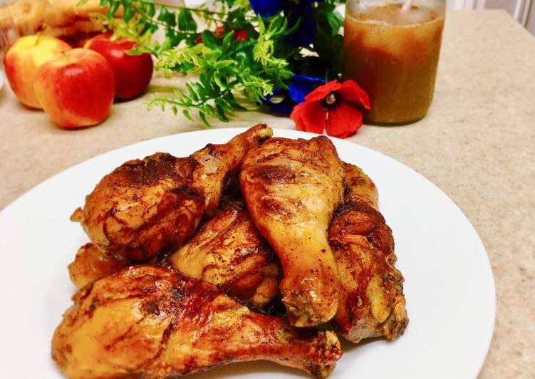 Recipe of Homemade Air Fryer chicken drumsticks