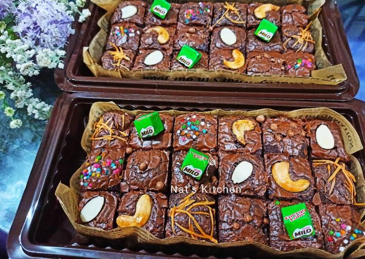 Brownies Sekat Viral