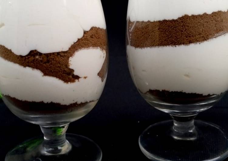 How to Prepare Any-night-of-the-week Oreo Dessert Cup