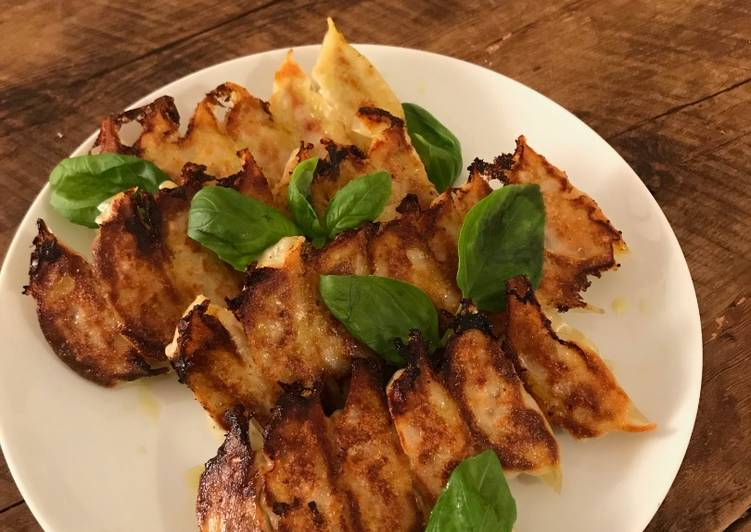 Recipe of Any-night-of-the-week Chicken and Tomato Gyoza