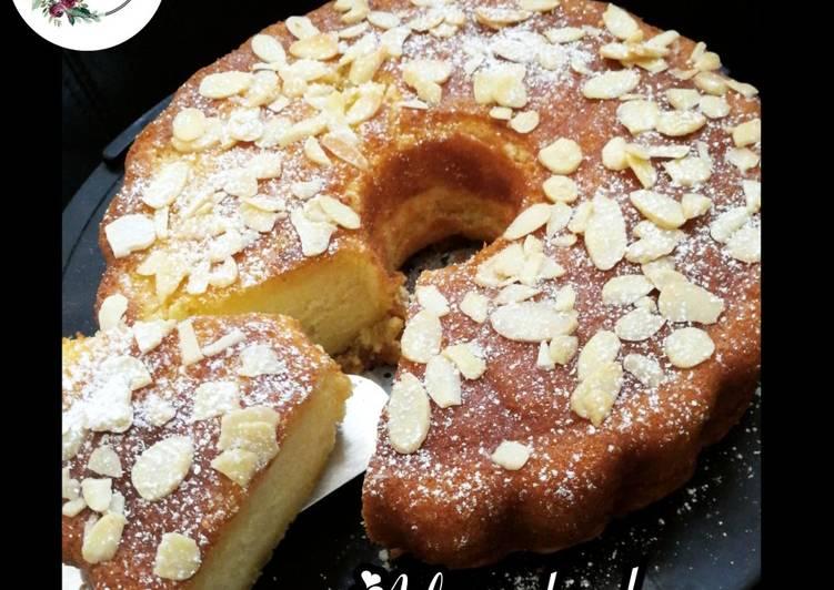 Steps to Make Most Popular Almond cake